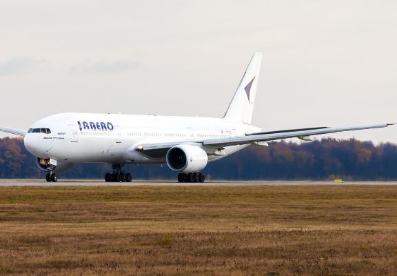 boeing 777 авиакомпании IrAero