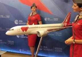 Новая ливрея самолетов авиакомпании Red Wings
